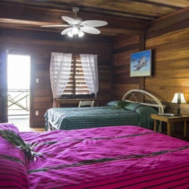 Itza Resort room
