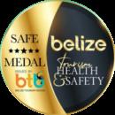 belize safety corridor